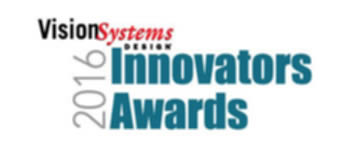Vision Systems Design Innovators Award 2016