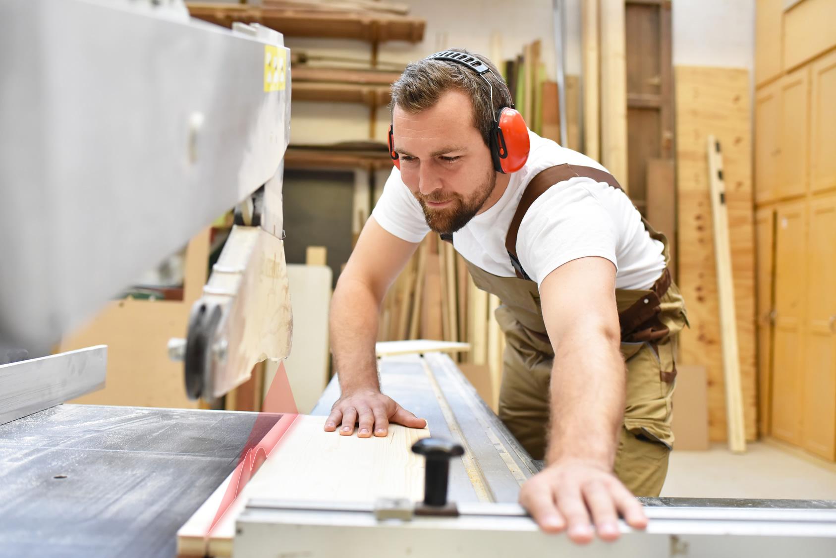 Holz-Handwerk
